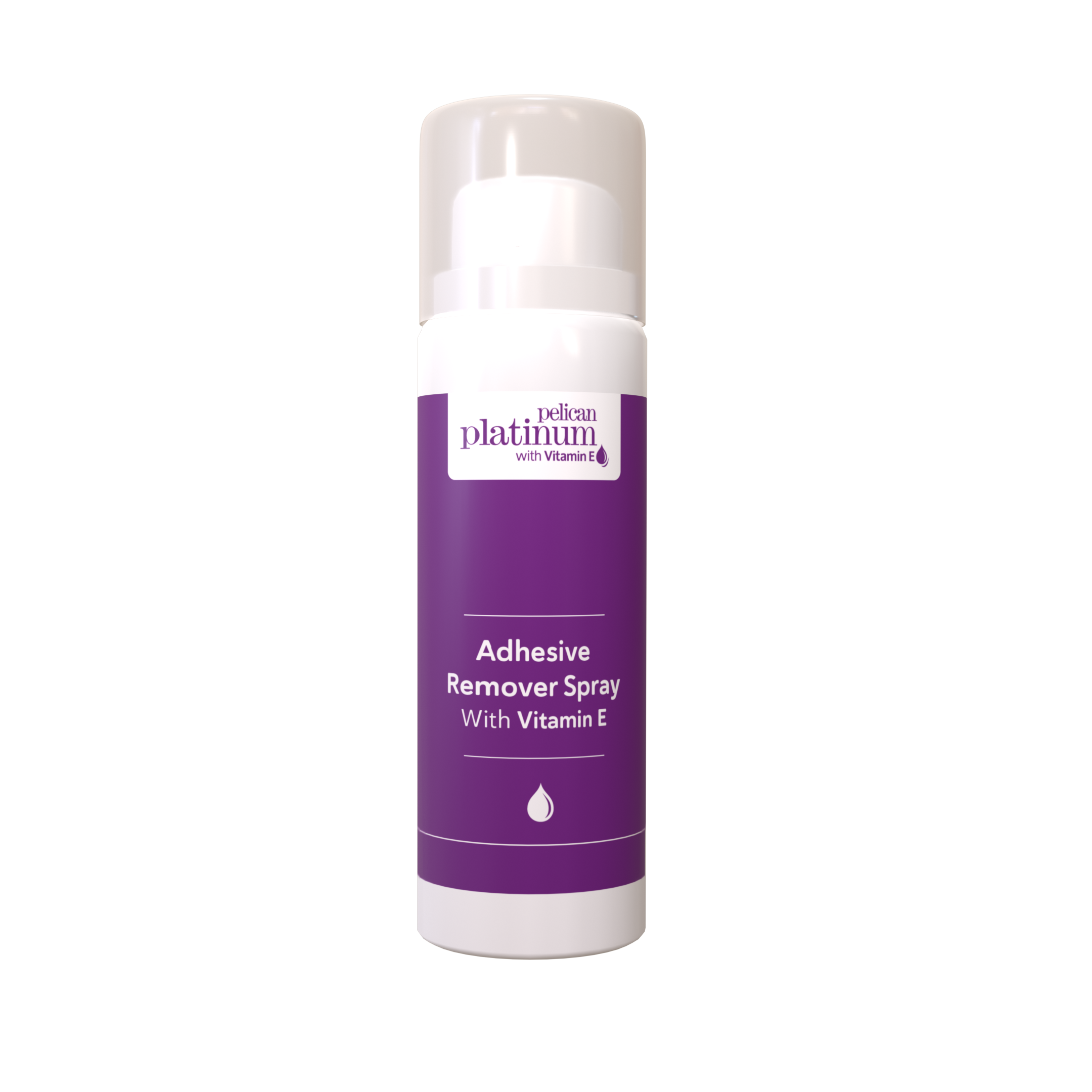 Platinum with Vitamin E Adhesive Remover Spray